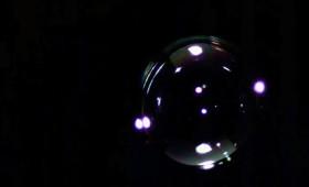 映像習作:シャボン玉の破裂