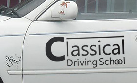 Classical Driving School